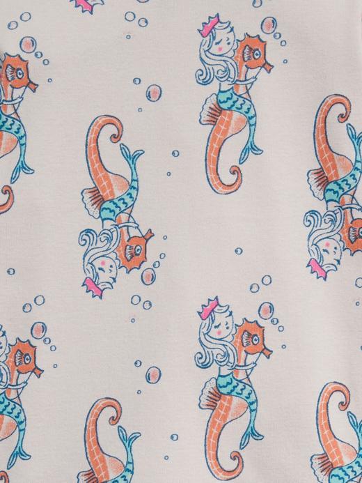 Kız Bebek Kısa Pijama Takımı