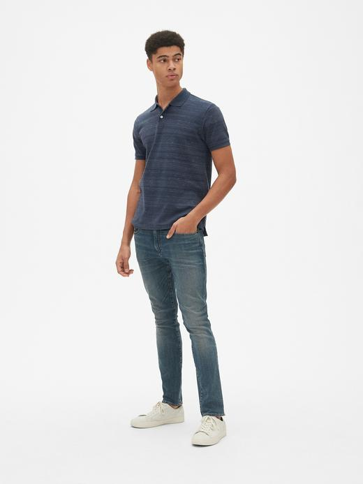 Erkek Pique Polo T-Shirt