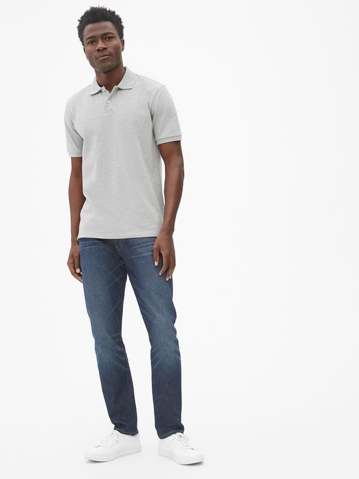 Pique Polo T-Shirt