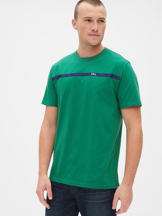 Erkek Gap Original Logo T-Shirt