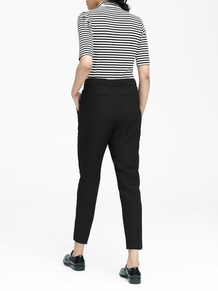 Hayden Tapered-Fit Pull-On Bilekte Pantolon