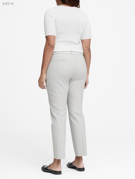 Ryan Slim Straight-Fit Pantolon
