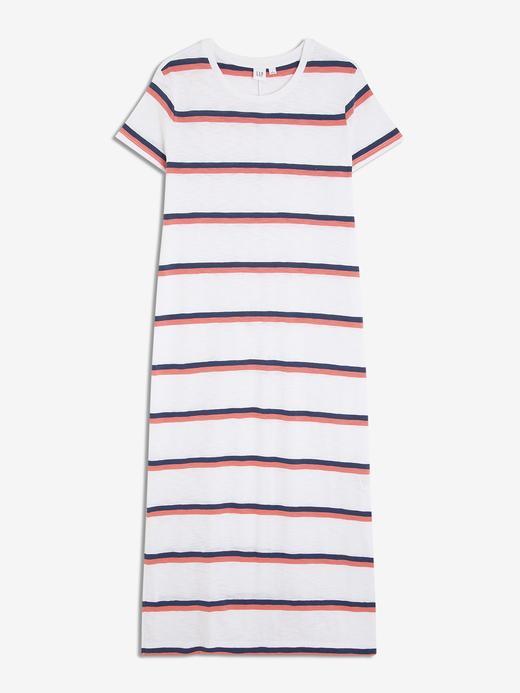 Kadın Kısa Kollu Midi Elbise