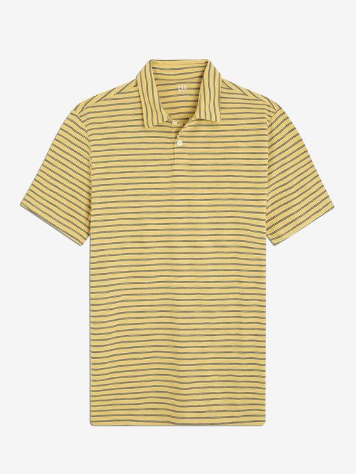 Erkek Kısa Kollu Jersey Polo T-Shirt