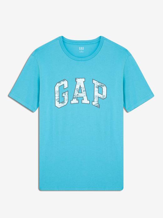 Kısa Kollu Gap Logo T-Shirt