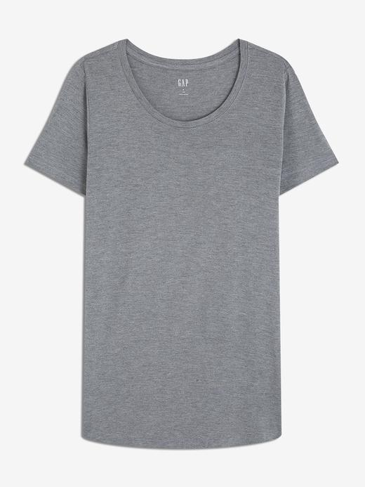 Kısa Kollu Jarse T-Shirt