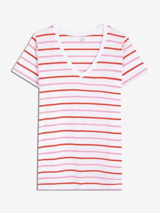 Kadın Favorite V-Yaka T-Shirt