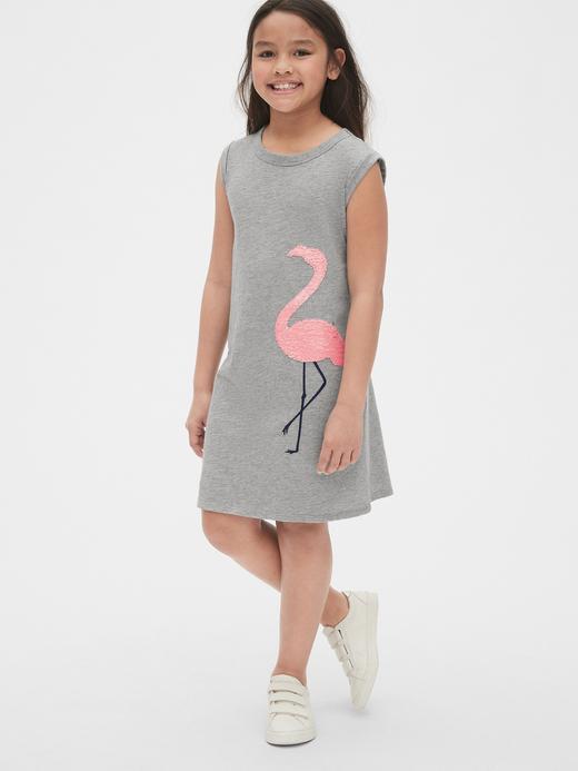 Kız Çocuk Flippy Elbise