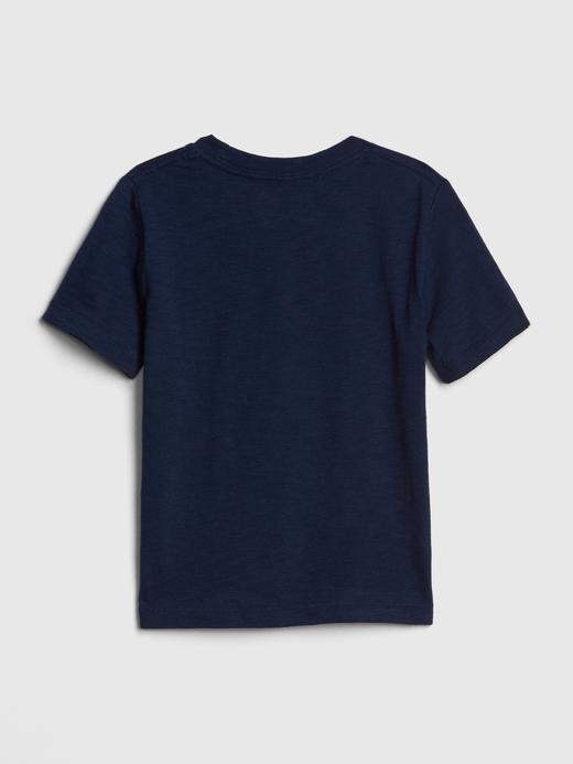 Bebek mavi babyGap | Marvel© T-shirt