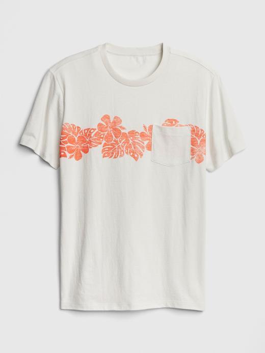 Erkek Cepli T-shirt