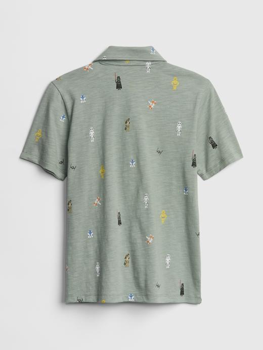 GapKids | Star Wars™ Polo T-Shirt