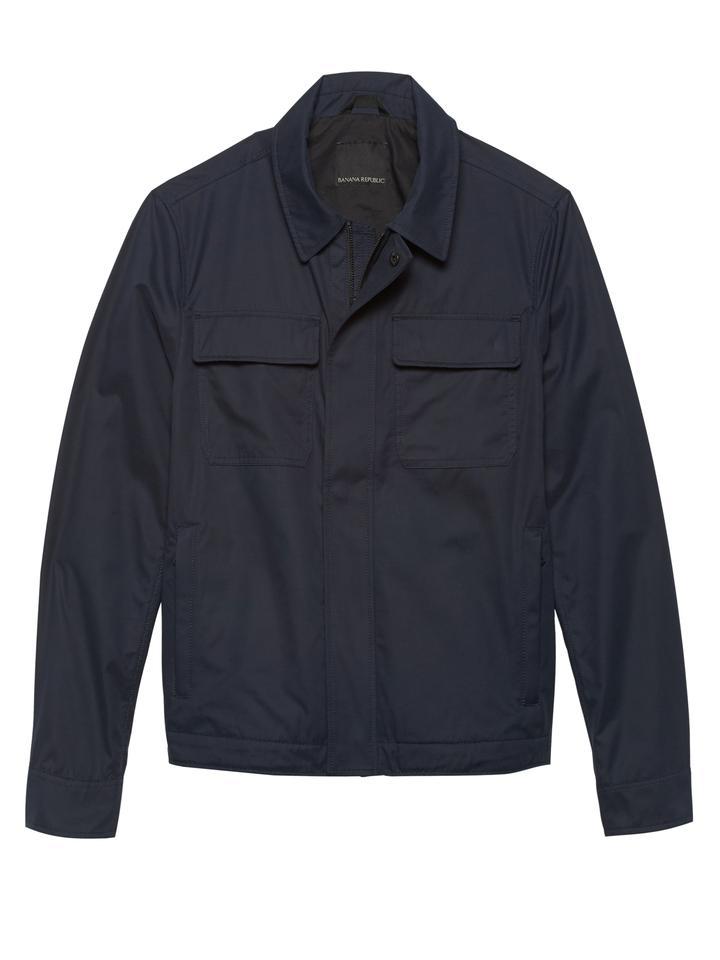 Suya Dayanıklı Ceket