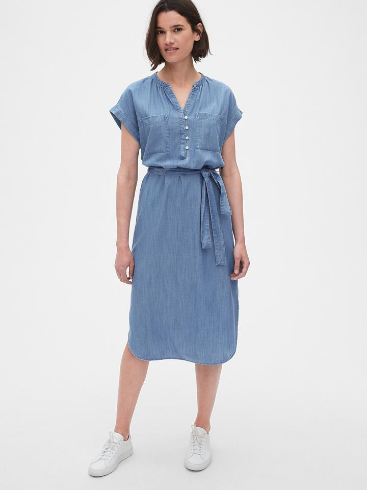 028e0d2b28b88 Kadın Desenli Elbise, Uzun Elbise ve Midi Elbise Modelleri | GAP