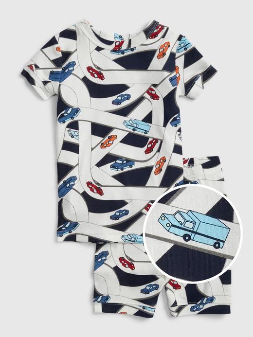 Şortlu Pijama Takımı