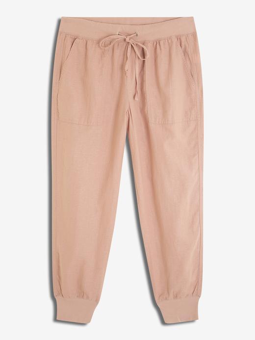Jogger Keten Pantolon