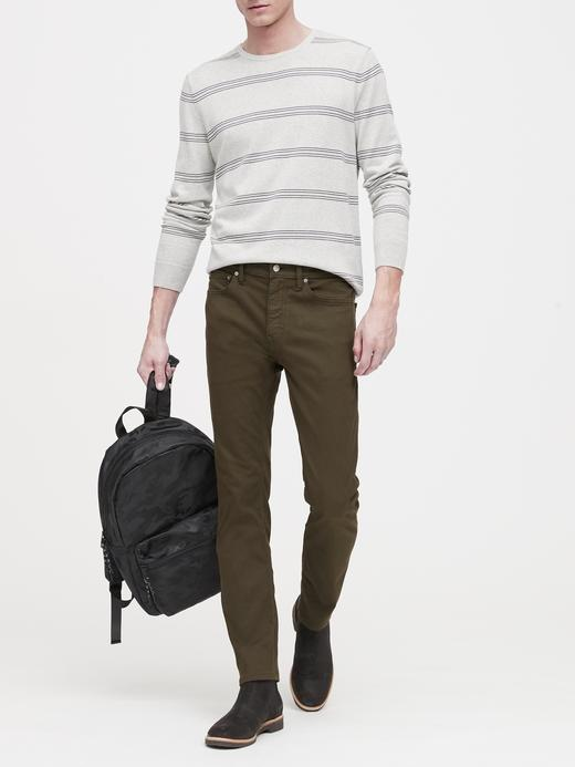 Slim Traveler Pantolon
