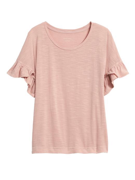 Pamuklu T-Shirt