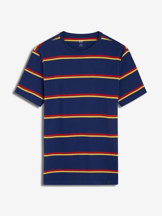 Kısa Kolu Sıfır Yaka T-Shirt