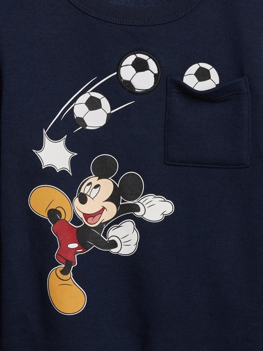 Bebek lacivert babyGap | Disney Mickey Mouse Sweatshirt