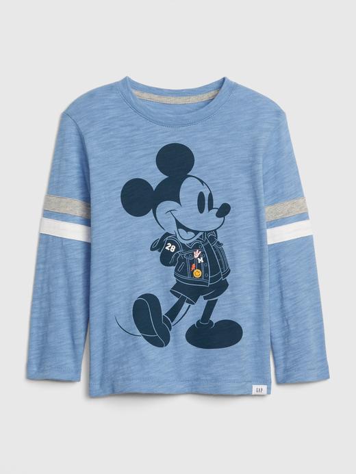 Bebek mavi babyGap   Disney Mickey Mouse T-shirt