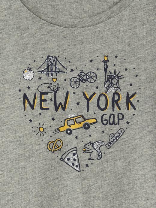 Bebek paris Kız Bebek Grafik T-shirt