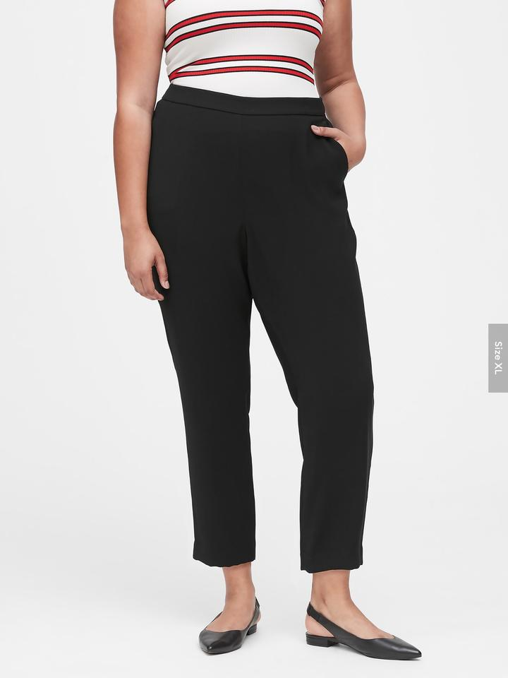 Tapered-Fit Pantolon