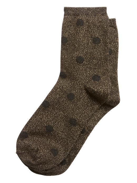 Puantiyeli Çorap