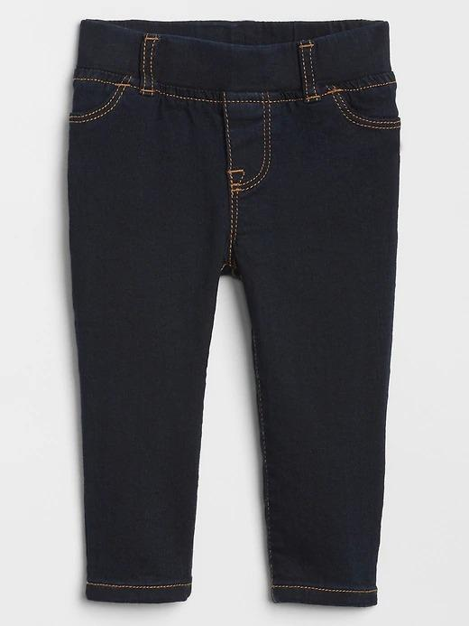 Pamuklu Legging Jean