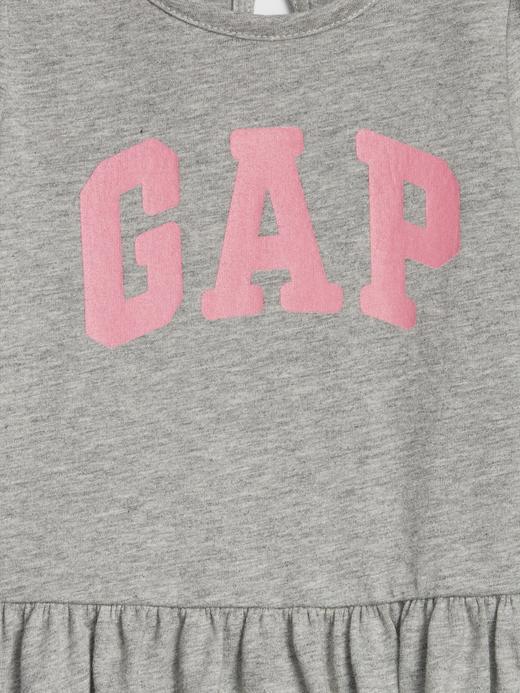 Gap Logo Uzun Kollu Bluz