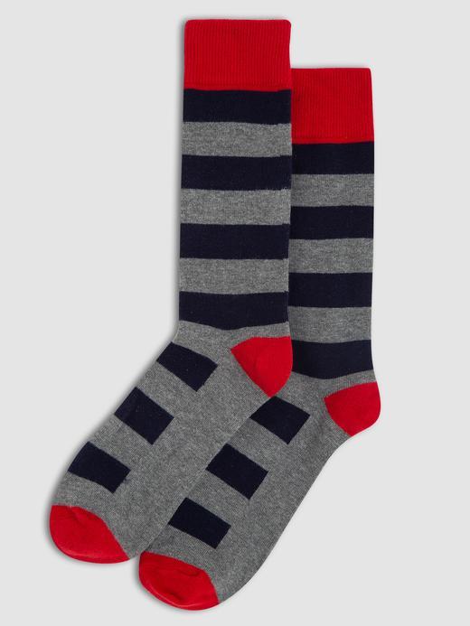 Çizgili çorap