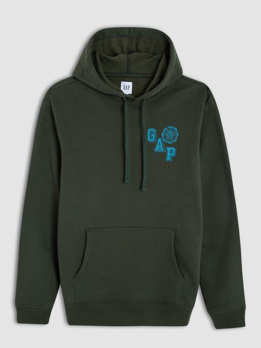 Erkek çok renkli Gap Logo Kapüşonlu Sweatshirt