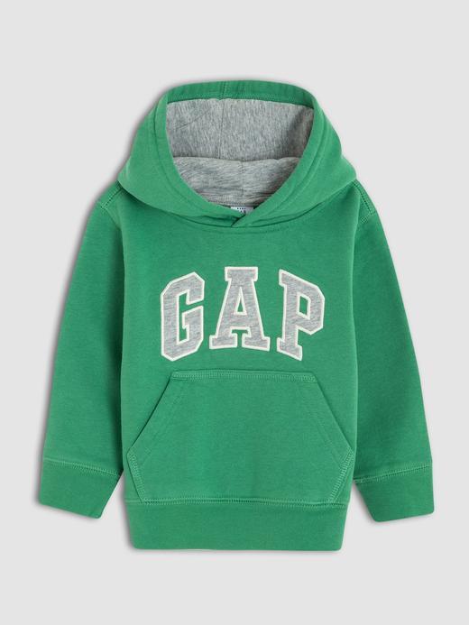 Bebek Yeşil Gap Logo Sweatshirt