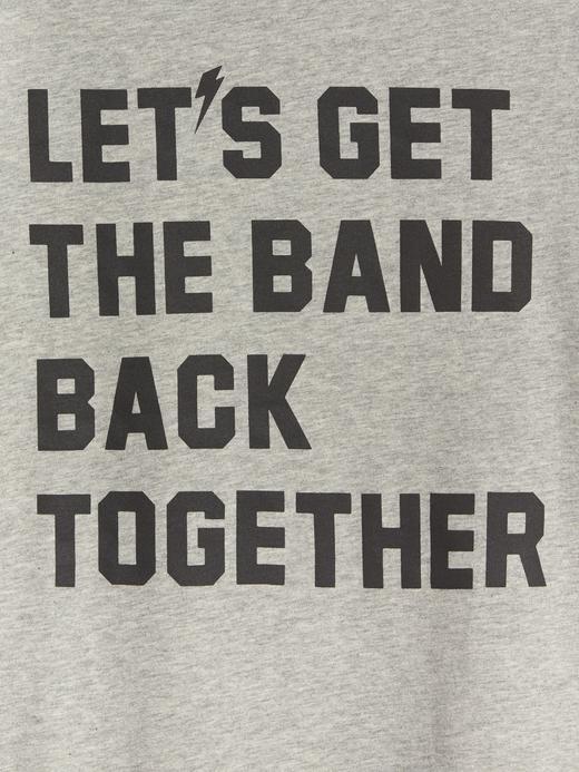 Graphic Kısa Kollu T-Shirt
