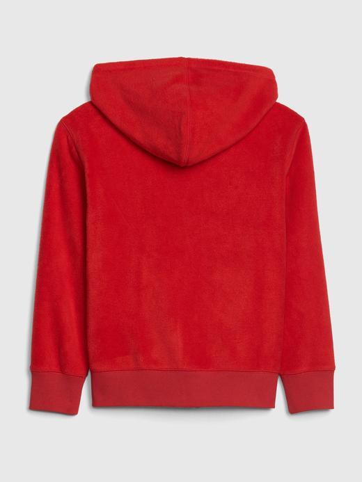 Erkek Çocuk Turuncu Gap Logo  Sweatshirt