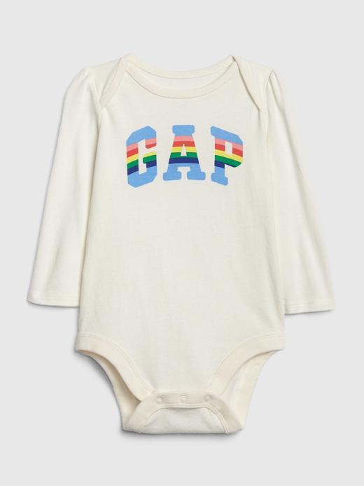 Baby Gap Logo Bodysuit