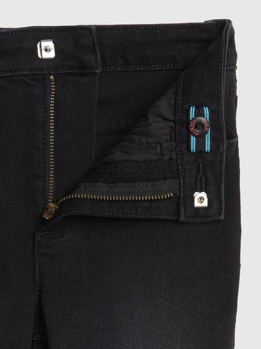 Yüksek Bel Jegging Pantolon