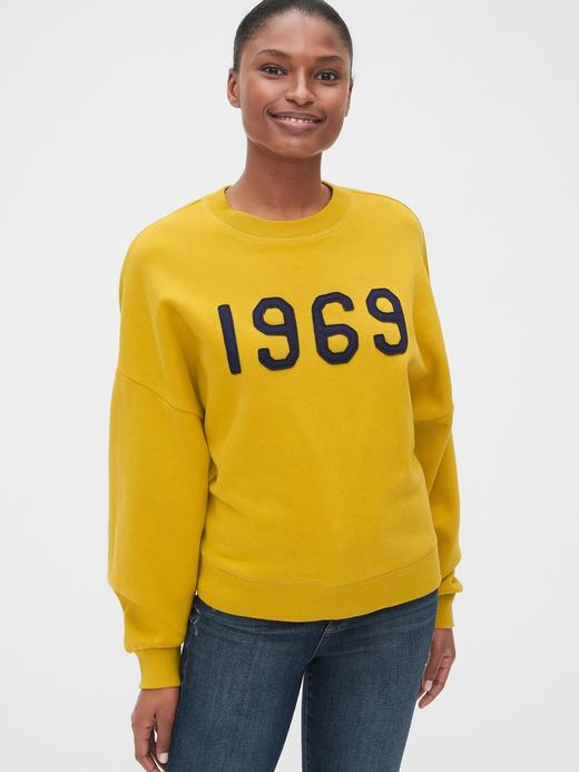 Gap 1969 Logo neck Sweatshirt