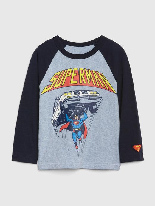 Bebek Mavi babyGap | DC™ Uzun Kollu T-shirt