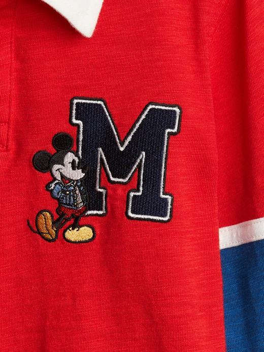 Disney Mickey Mouse Polo Yaka T-shirt