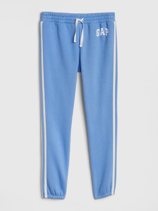 Kız Çocuk mavi Gap Logo Jogger Pantolon