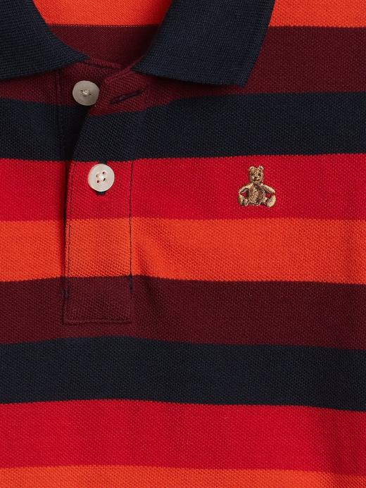 Uzun Kollu Polo Yaka T-shirt