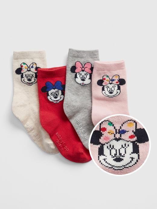 Bebek minnie mouse desenli. Disney Minnie Mouse Çorap Seti