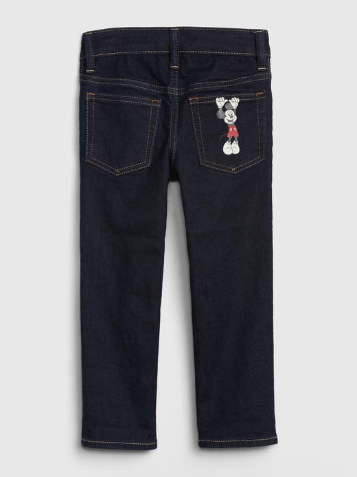 Disney Mickey Mouse Slim Jean Pantolon