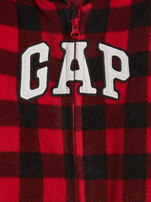 Bebek kırmızı Gap Logo Tulum