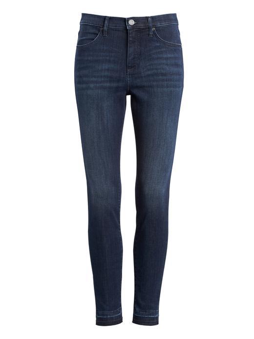 Yüksek Bel Legging Jean Pantolon