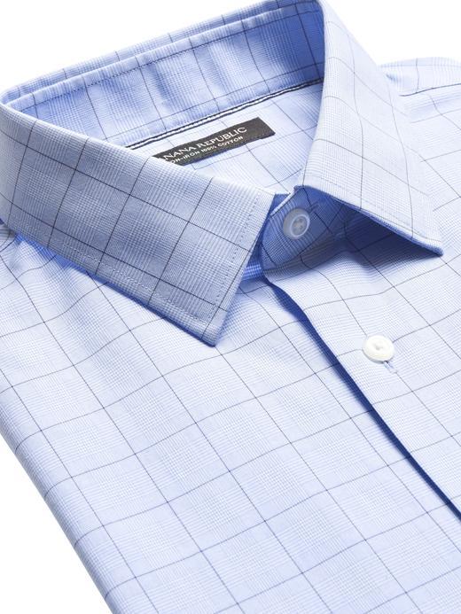 Camden Standard-Fit Ütü Gerektirmeyen Gömlek
