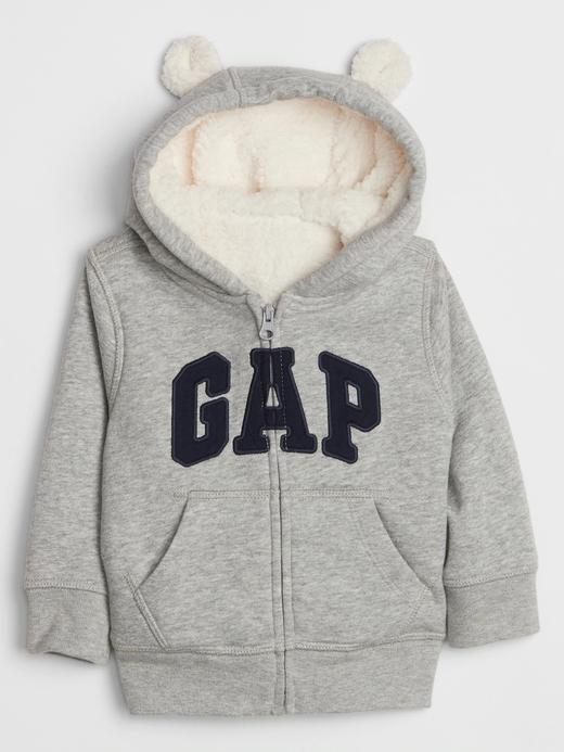 Gap Sherpa Sweatshirt