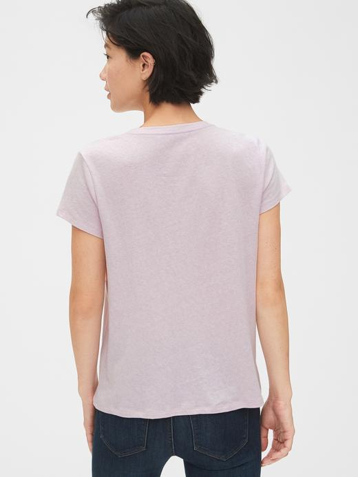 Gap Logo Cepki T-Shirt