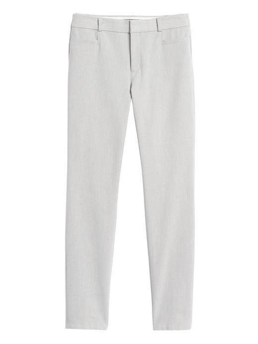 Kadın Gri Sloan Skinny-Fit Pantolon