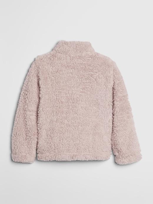 Sherpa Sweatshirt
